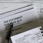 2019 business tax return